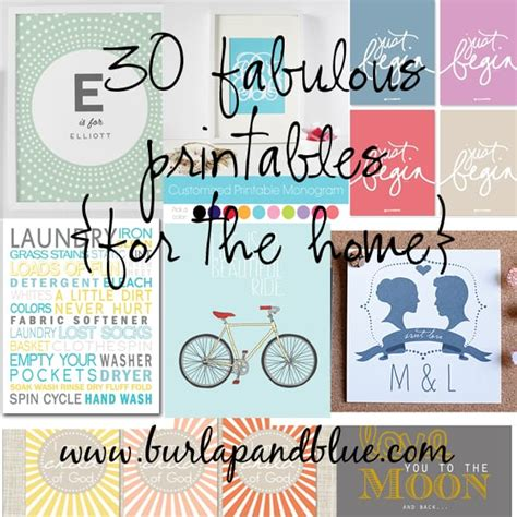 free printables for home decor www proteckmachinery