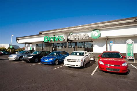 Drive Time jacksonville used car dealerships drivetime orange park