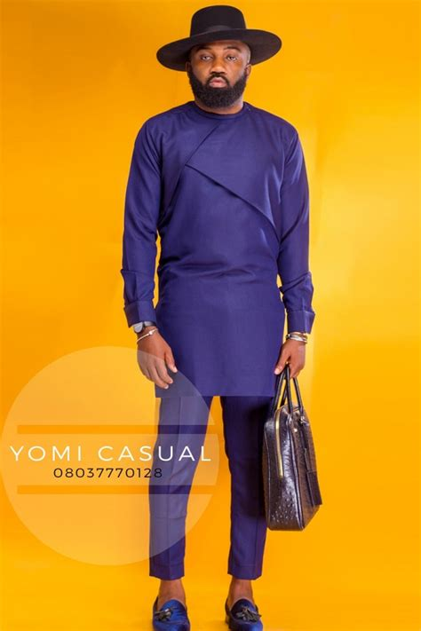 yomi casual traditional styles menswear yomi casual enlists noble igwe as his muse