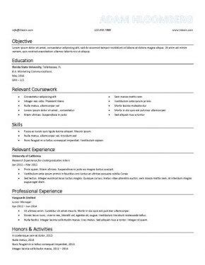Internship Resume Format India by Resume For Internship 998 Sles 15 Templates How To