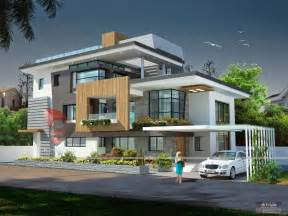 Ultra Modern Design by Quot Architectural Rendering India Quot