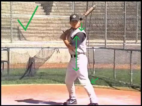 proper batting stance and swing batting tips strong stance strong hitter baseball