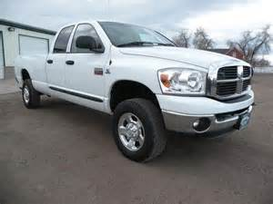 2007 Dodge 2500 4x4 Buy Used 2007 Dodge Ram 2500 4x4 5 9 Diesel Cab