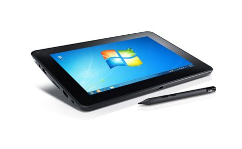 dell latitude st windows 7 tablet now available to pre
