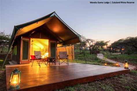 Tent Houses mavela game lodge luxury tented lodge in kwazulu natal