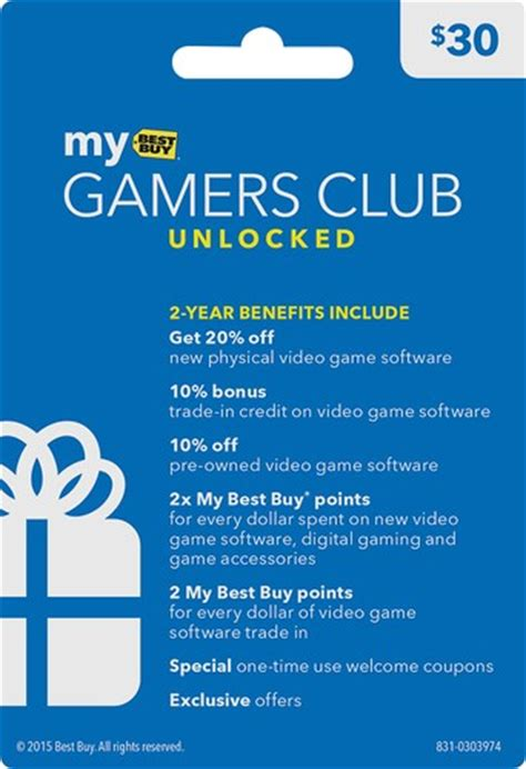 Best Buy Gift Card Activation - my best buy gamers club unlocked membership activation card in store activation