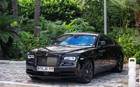 rolls royce badge rolls royce wraith black badge 4 september 2017 autogespot