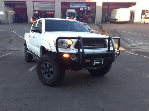 2013 Toyota Tacoma Bumper 2013 Arb Tacoma Bumper Shop Projects