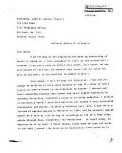 letters to judges before sentencing examples letter of