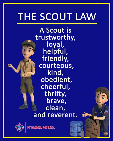 The Scout scout poster www pixshark images galleries