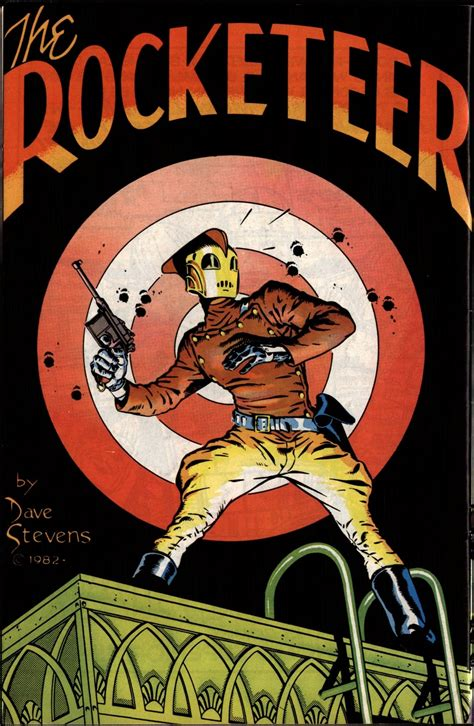 by dave stevens golden age comic book stories some thoughts on the rocketeer joey esposito