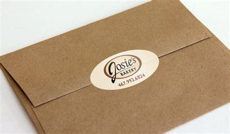Kartu Nama Sticker Vinyl Per Box custom oval stickers oval labels stickeryou products