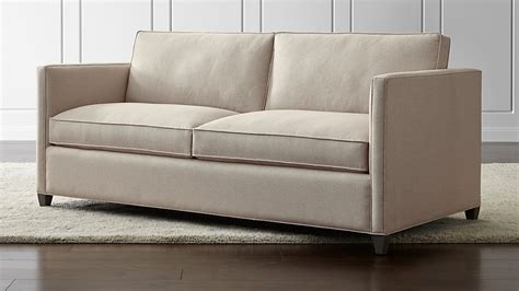 Crate And Barrel Sofa Sleeper by Dryden Sleeper Sofa Flax Crate And Barrel