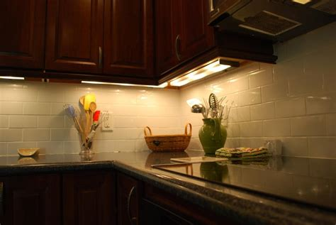 under cabinet lighting in kitchen the undercounter kitchen lighting the best option for