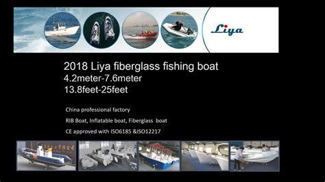 deep v boats for sale used liya 19ft deep v hull fiberglass used fishing panga boats