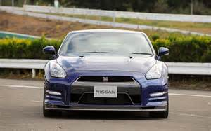 Nissan Gtr Front 2013 Nissan Gt R Front View Photo 5