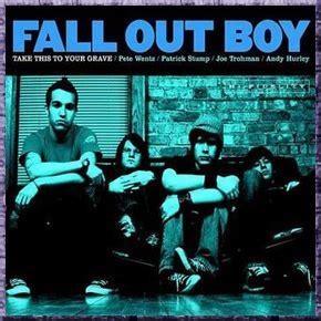 Fall Out Boys Record Release by Sweetest The Official Site