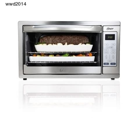 digital toaster convection broil pizza gourmet family