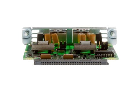 Cisco Vic 2fxo Two Port Fxo Vic Voice Interface Card Cisco 2 Port Fxo Vic 2fxo