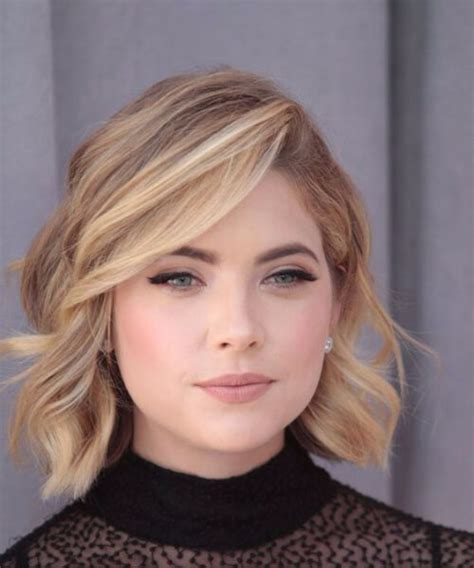 hairstyles for fat round faces of 70 the best 70 haircuts for round faces my new hairstyles