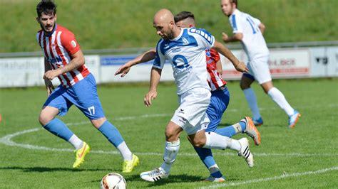 Landesliga S Dwest Kein Sieger Im Aufsteigerduell