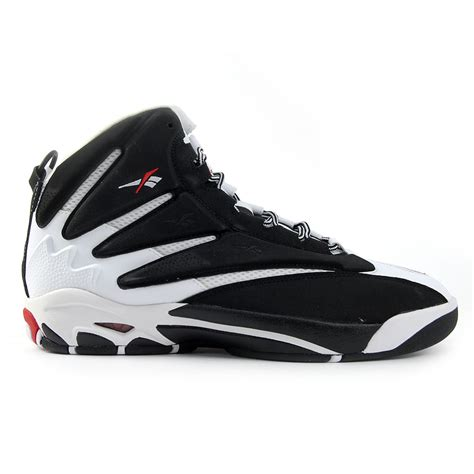 reeboks basketball shoes reebok the blast white black excellent classic