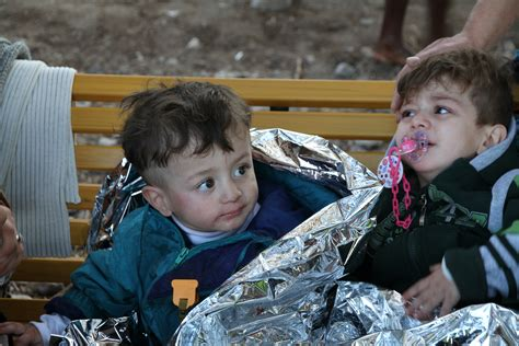 My Baby In Greece How My Experience With Syrian Refugees Landing In Lesbos Greece Huffpost