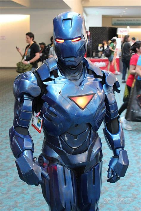 iron man stealth armor awesome cosplay iron man