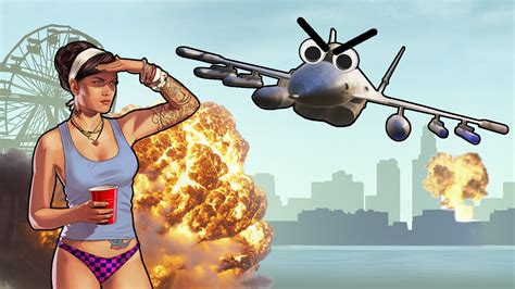 mod gta 5 angry planes angry planes mod in gta 5 ign video