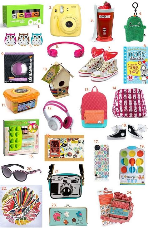 birthday gift ideas for teenage girls 16 journalingsage com
