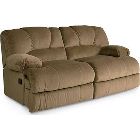 lane reclining sofas and loveseats double reclining sofa 265 39 bandit lane furniture at