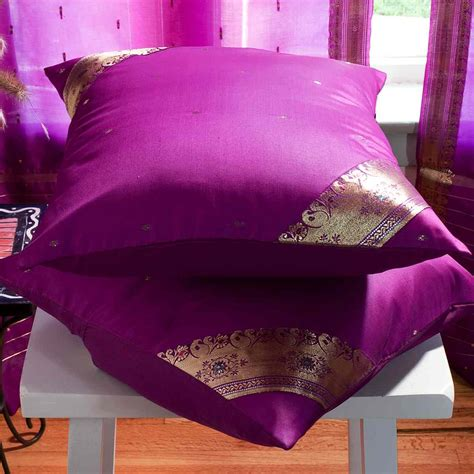 what size pillow for sham violet handcrafted cushion cover throw pillow
