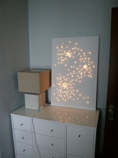 lighted canvas on pinterest light up canvas canvas christmas light canvas crafty ideas from others pinterest
