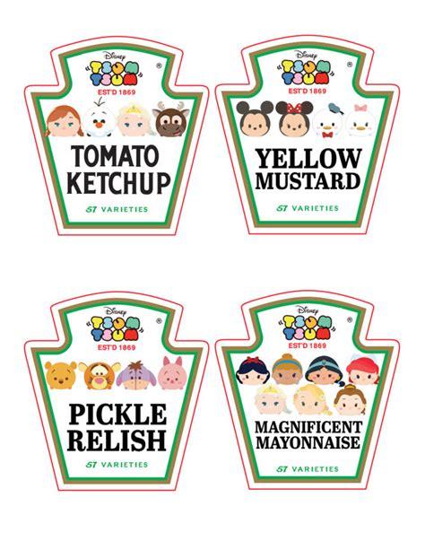 Heinz Label Template by Heinz Ketchup Bottle Label Www Pixshark Images