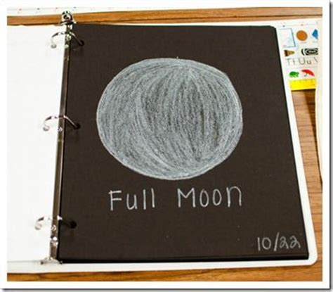 printable moon journal moon journal activity is from the blog of a teacher who