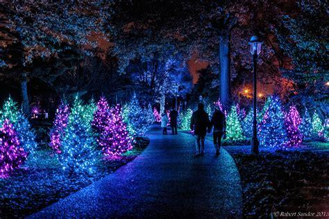 st louis botanical garden lights garden glow 2 bob sandor 2016 flickr