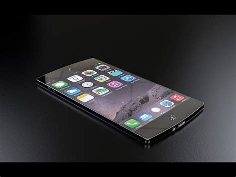 iphone 7 concept design youtube apple iphone 7 new design features dual camera