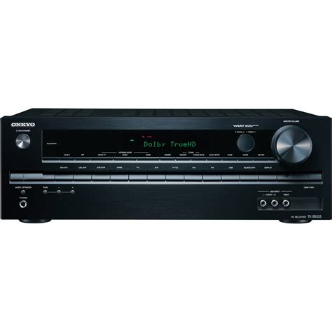 onkyo tx sr  channel home theater receiver tx sr bh