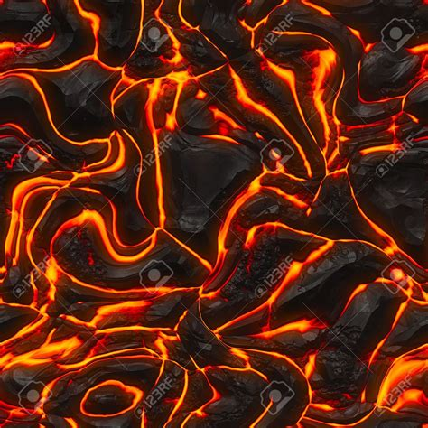 magma texture pattern free download seamless magma or lava texture with melting rocks and fire