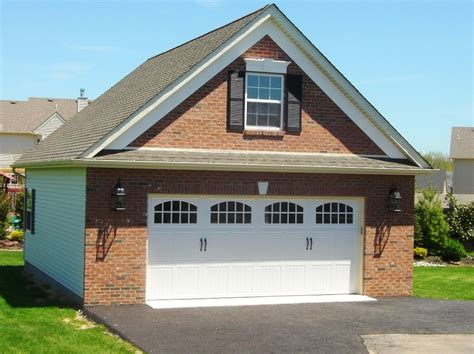 Custom Garage Builders by Garages By Opdyke Custom Built To Match Your Home
