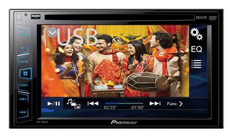 format of dvd player movie pioneer india avh 189dvd play multiple usb video