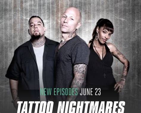 tattoo nightmares new season 2015 35 best images about tattoo nightmares on pinterest