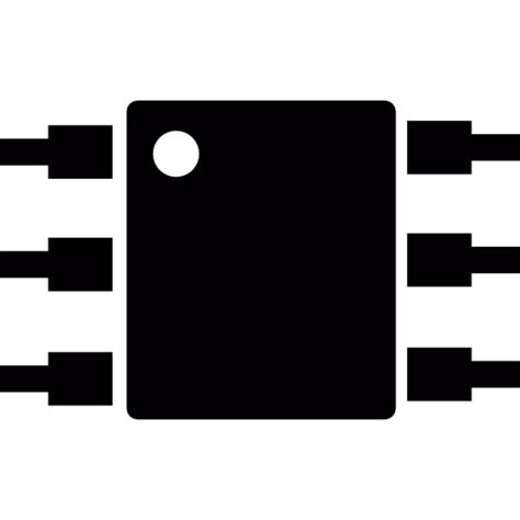integrated circuit icon integrated circuit free other icons