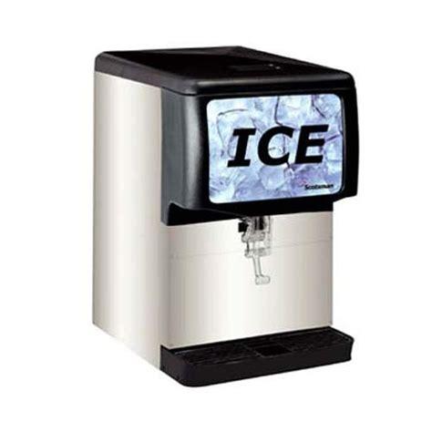 scotsman id150b 1 150 lb countertop dispenser