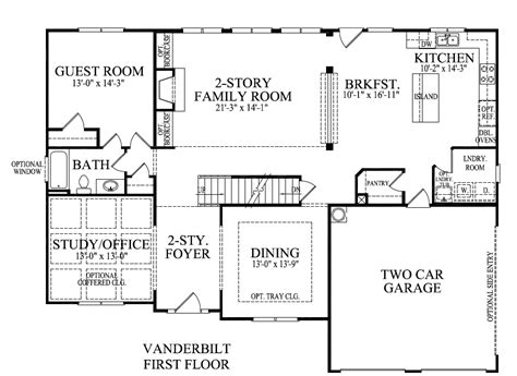 vanderbilt commons floor plans vanderbilt housing floor plans