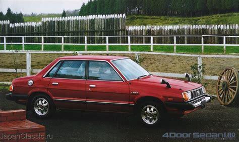 subaru leone subaru leone ab 1980 sedan hardtop ab japanclassic