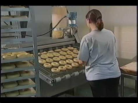 Bakery Floor Plan Design Correct Design Bakery Equipment Mini Bagel Line Youtube