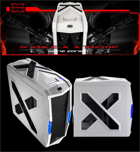 Casing Aerocool Strike X Xtreme White 1 aerocool strike x xtreme