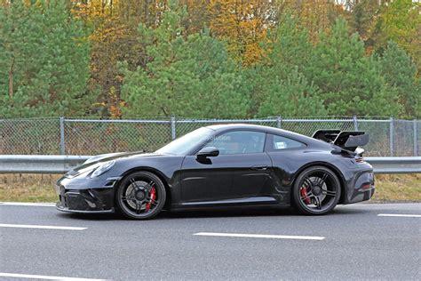 2020 Porsche 911 Gt3 by 2020 Porsche 911 Gt3 Prototype Shows Production