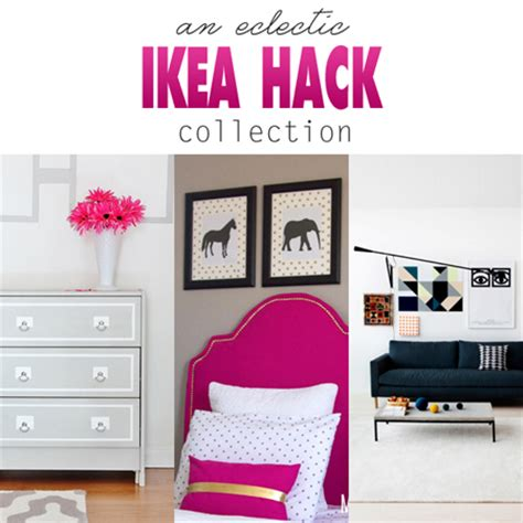 ikea collection an eclectic ikea hack collection the cottage market